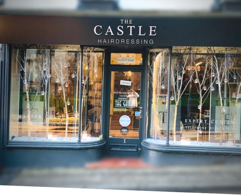 The Castle Hair Dressing || Berkhamsted